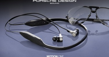 KEF Porsche Design Motion One