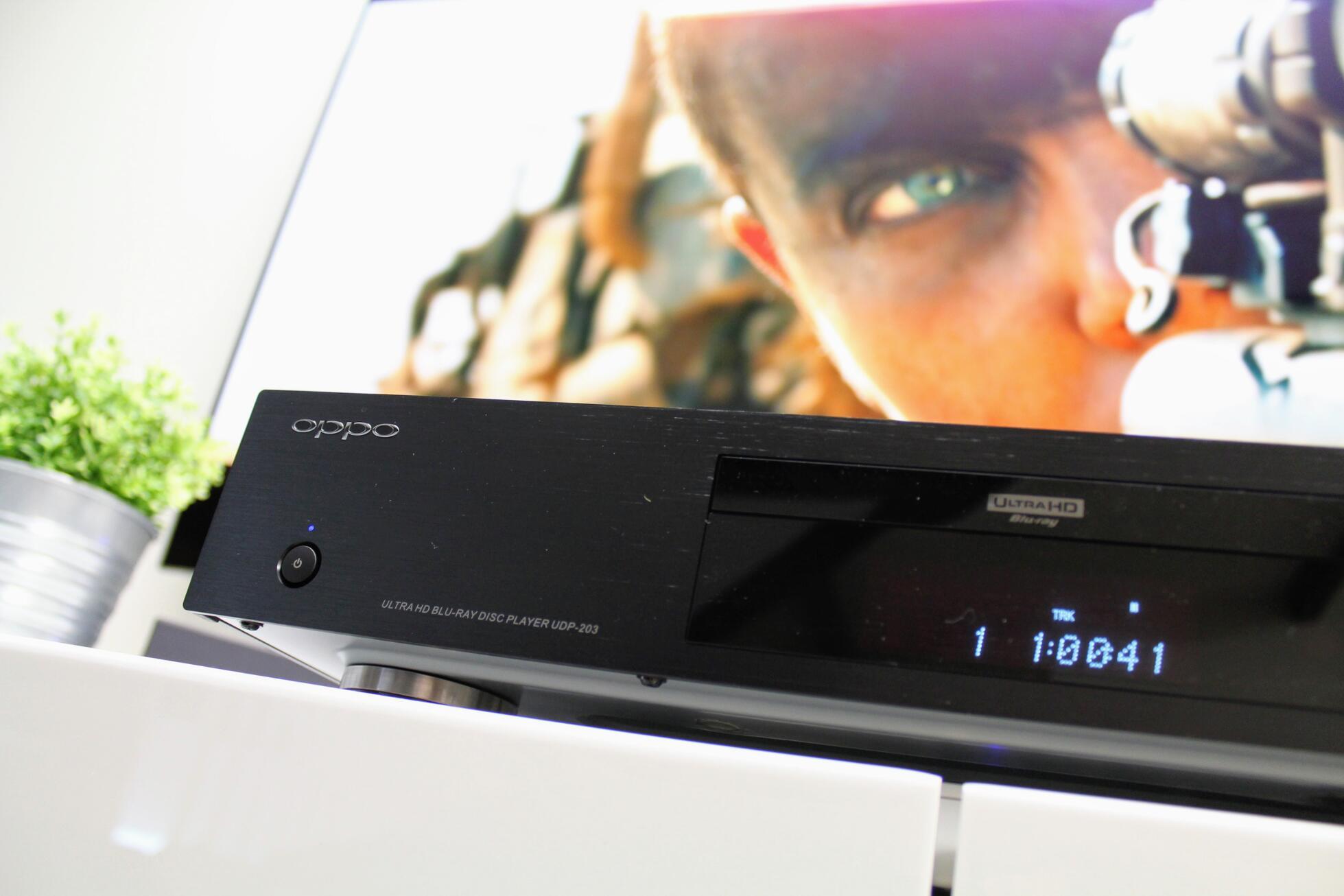 Lecteurs Blu-ray UHD 4K Oppo