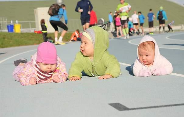 Deti bežkýň majú ťažký život :-)