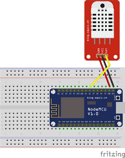 ESP8266 Weather Station: Measuring Inside and Outside Temperature - Part 2