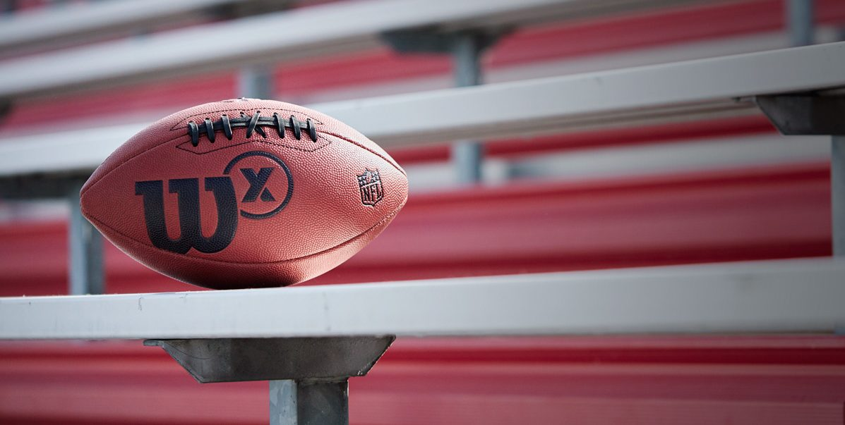 Wilson X Connected Football is bringing the game's adrenaline rush to fans in the stands, in their backyards, to their tailgate parties, parks, and gyms. Get ready for the Smart Football.