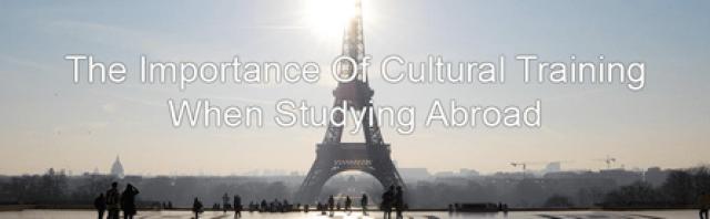 Cultural Training