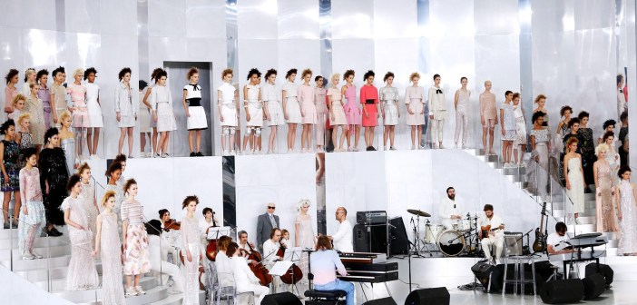 Weareble Tech - Stylight Blog post Chanel SS14 Haute Couture
