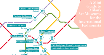Milan's Art Museums Map - Stylight
