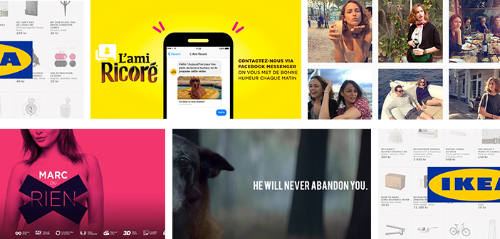 Best Digital Campaigns 2016 in France