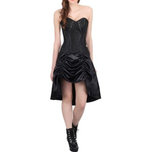Korsagen-Kleid