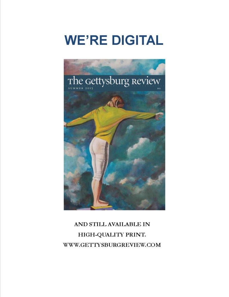 The Gettysburg Review