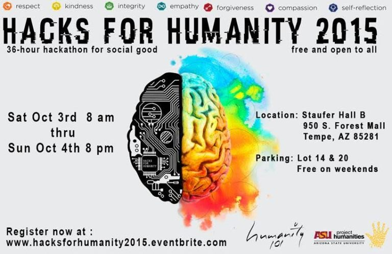 Project Humanities' Hackathon 2015