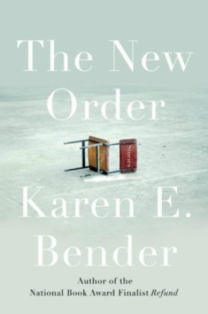 The New Order book cover