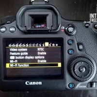 Tutorial: Canon 6D WiFi Setup Part 1