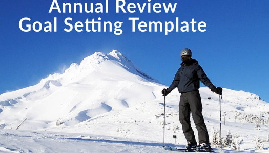 Annual Review Template and Tips
