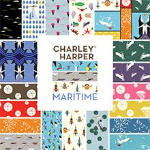 Charley Harper Maritime von Birch bei Swafing