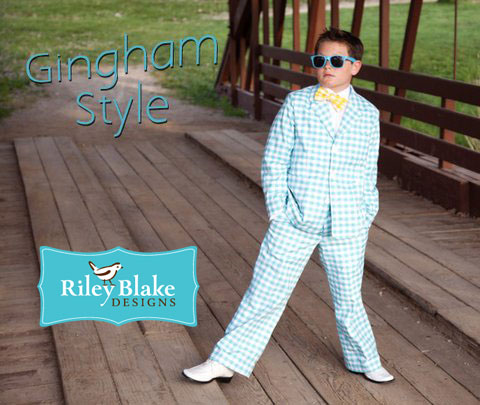 Gingham Style Riley Blake Designs