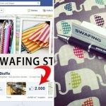 Social Media - Thema auf der Swafing Hausmesse