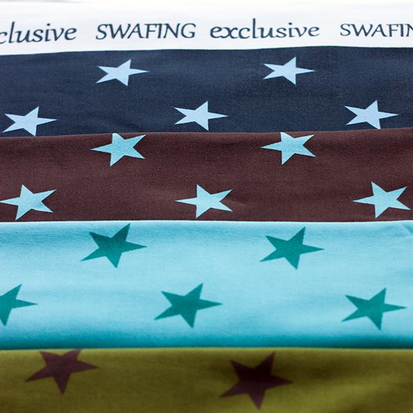 Einige Farben der neuen Swafing Sweatstars