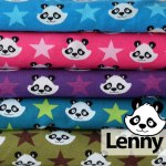 Lenny Panda Sweat in 5 Farben