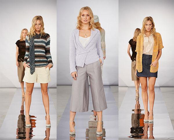 Modelle aus aktuellen Lana Grossa Garnen