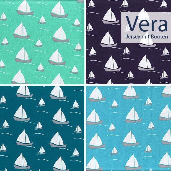 Vera: Jersey mit Segelbooten