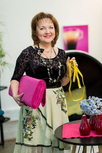Kandidatin Tatjana Golder