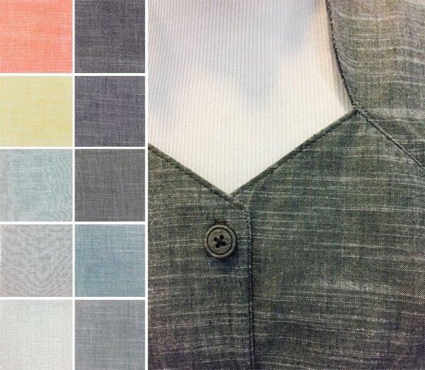 Chambray von Birch Fabrics