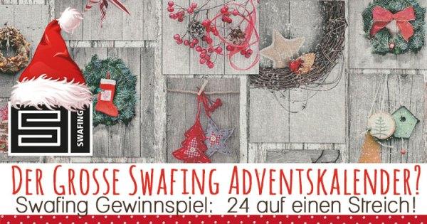 Swafing Adventsgewinnspiel - 24 auf einen Streich!