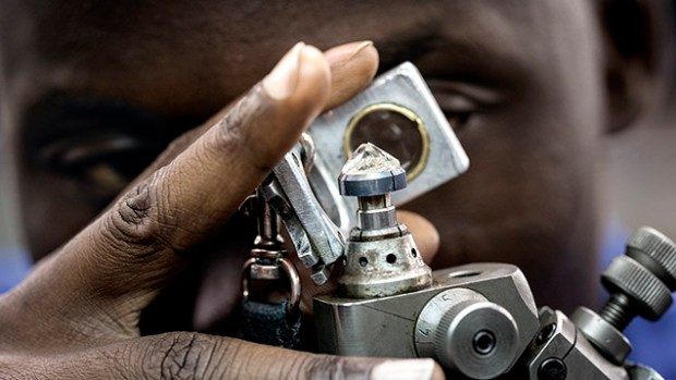 Photography of Steinmetz Co., Gaborone, Botswana.