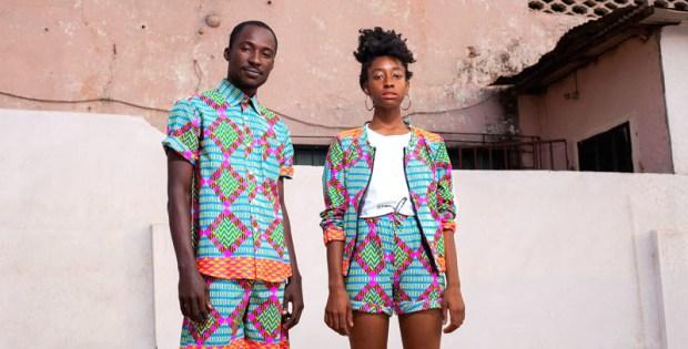 Nigerian designer Wale Oyejide 2015 Spring Collection