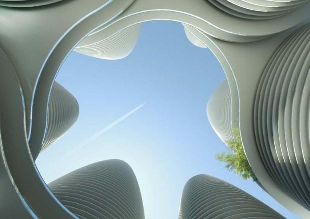 Ghana's Hope City concept design