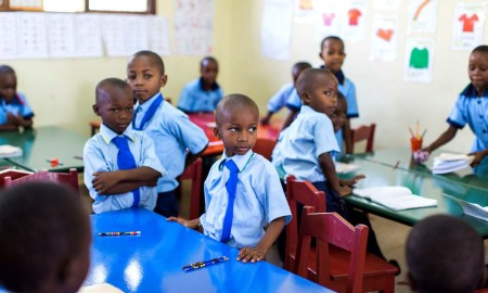 School of St Jude Students , Tanzania