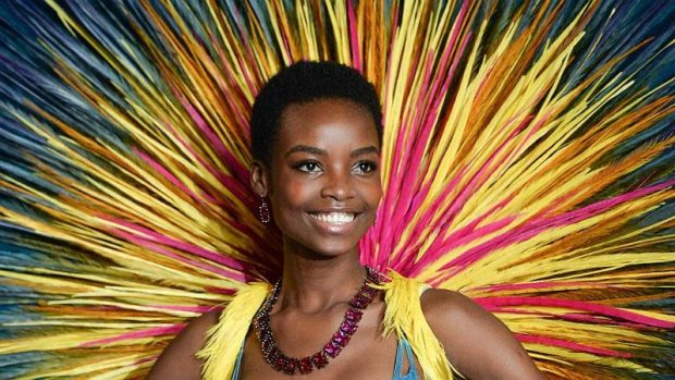 Maria Borges Is the First Afro-Coiffed Model to Walk in the Victoria's Secret Fashion_blog.swaliafrica.com