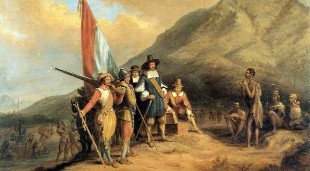 The first wine produced in South Africa was made by Jan van Riebeeck at a settlement founded by the Dutch East India Company