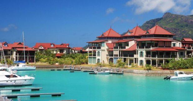 Eden Island , Seychelles. I.C - edenisland.sc