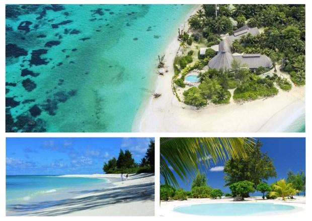 Eden Island, Seychelles. I.C (1) www.theitalianeyemagazine.com, (2) www.westernoriental.com, (3) www.bru-bru.com