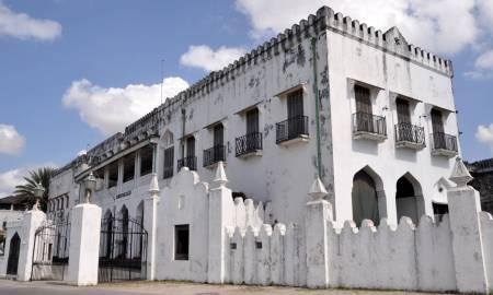 Sultan of Zanzibar's Palace