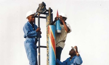 Congolese Rocket Project The Scientist turning rats to astronauts
