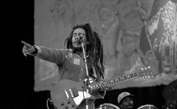 Bob Marley's last tour in Dublin Ireland Concert, 6th July, 1980 at Dalymount Park. Flickr / Monosnaps [CC BY 2.0]