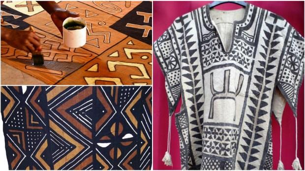 Bologan African Fabric