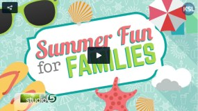 KSL Studio 5 - Sumer Fun for Families: Water Toys