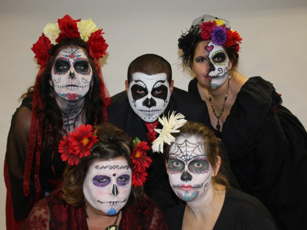 Creative Team - Day of the Dead