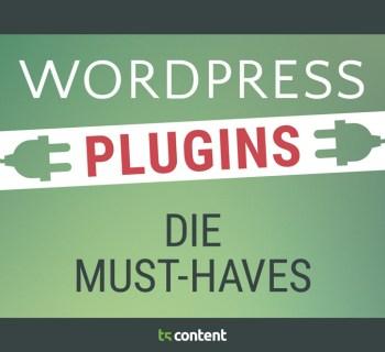 Das Must-have unter den WordPress Plugins