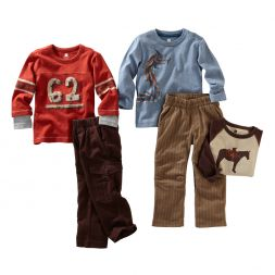 boy's wardrobe set sale