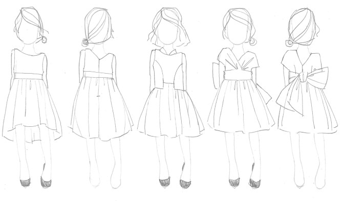 Tea Collection Sketches for Aubrey Anderson-Emmons_2013 Emmys 2_no color