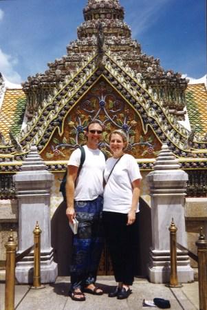 Leigh's 1999 Trip to Thailand
