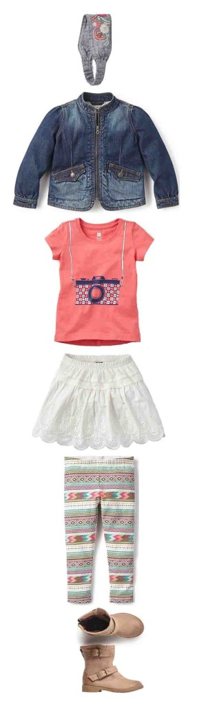 Girl's Outfit