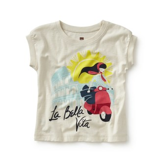 La Bella Vita Graphic Tee
