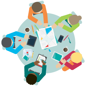 External advisors in a project team
