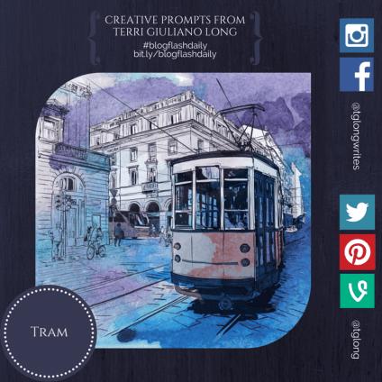 #BlogFlashDaily: Tram