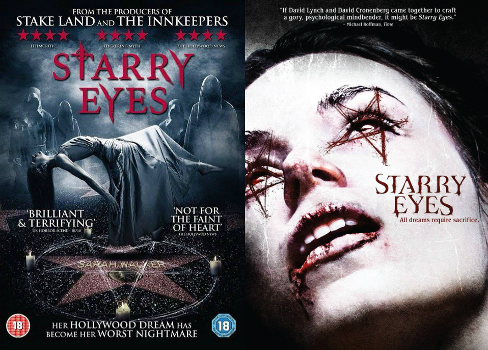 Starry Eyes x 2