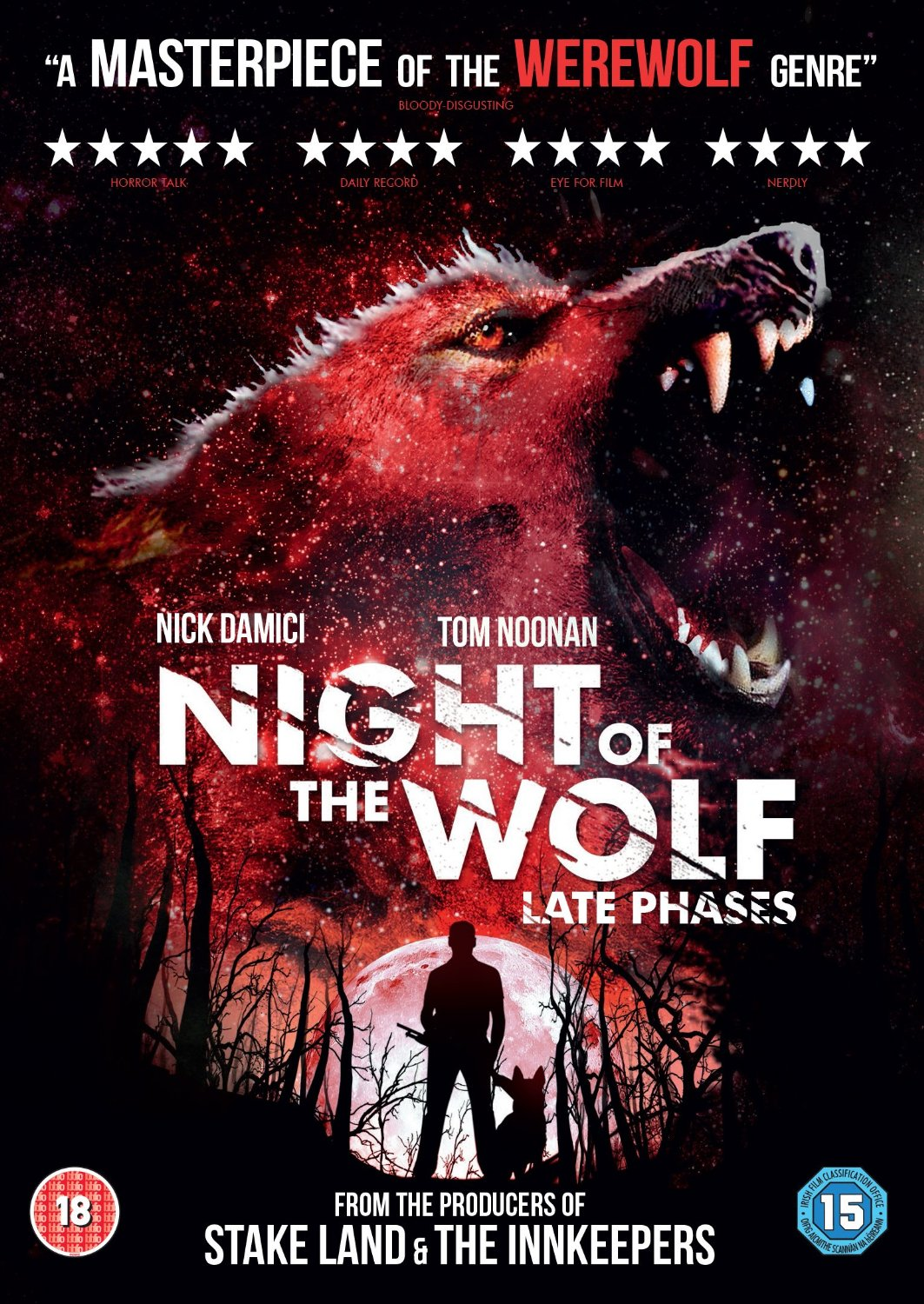 Night of the Wolf Late Phases DVD