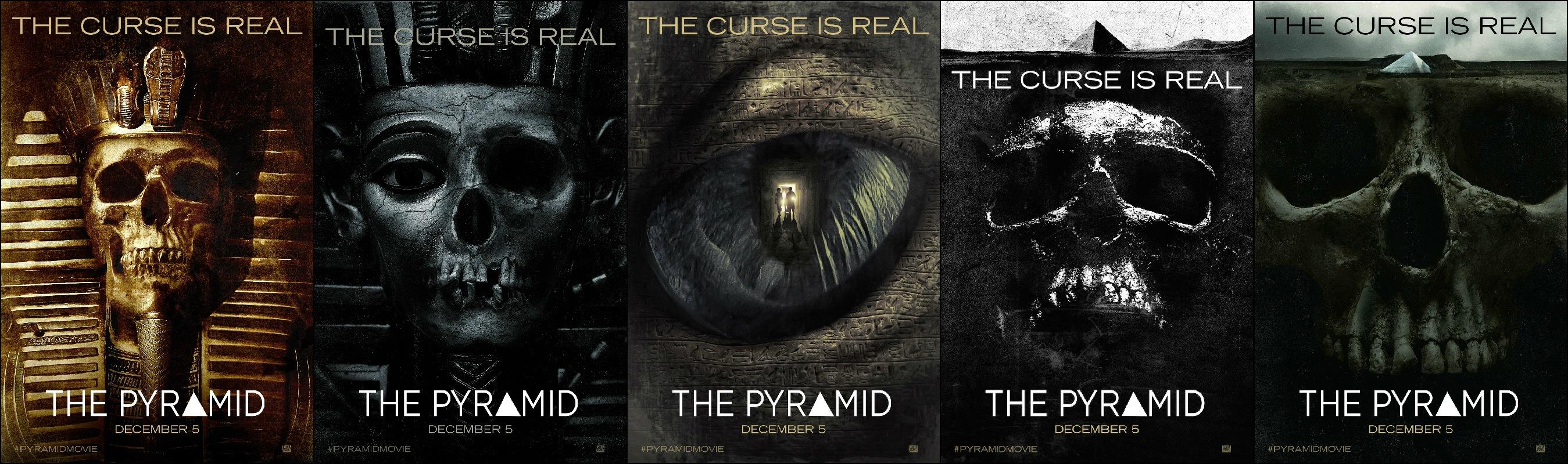 Pyramid x 5